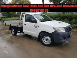 Campbelltown Area Man And Ute Hire And Removals Campbelltown Area Preview