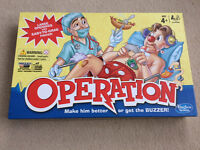 Kids operation game