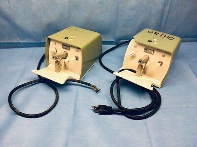 Lot Of 2 Dental Ortho Jewelry Spot Welder Solderer Rocky Mountain 660 660-2