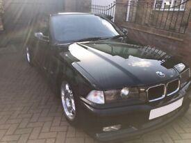 BMW E36 M3 GT British Racing Green 1996