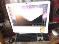 Apple iMac late 2006 2ghz intel keyboard & mouse