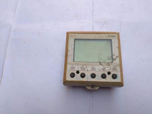 ABB AX400 PCB-VU2186-201 VLUK2186-01 Transmitter Panel PCBVU2186201