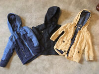 Baby boy jackets age 18-24 months