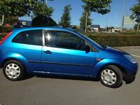 FORD FIESTA 1242cc 73k TWO LOCAL LADY OWNERS MOT 12/6/17