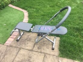 Ab King fitness bench