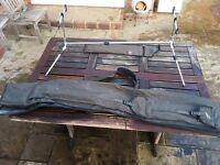 Carp Fishing Pod and Rod Bag