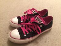 Ladies Converse trainers size 5