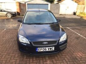 2006 Ford Focus 1.6 TDCi LX 5dr Manual @07445775115