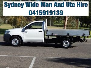 Fairfield Area Man And Ute Hire And Removals Fairfield Area Preview