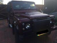Land Rover Defender LandMark