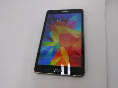 Samsung Galaxy Tab 4 8GB Tablet WiFi 7-Inch Black SM-T230NU CLEAN