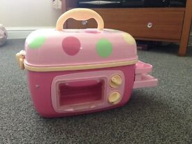 ELC portable cooker