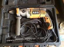 750 W AEG drill Gordon Moorabool Area Preview