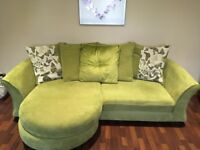DFS 3 seater & 2 seater sofa