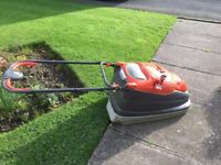 Flymo vision compact 350 lawnmower.