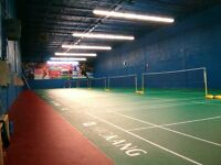 new badminton club in Mississauga