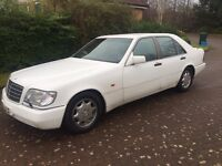Mercedes Benz S280 W140 classic 1994 model