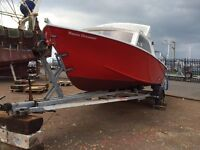 18ft boat quick sale