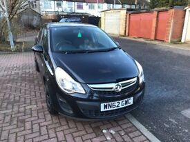 2012 Vauxhall Corsa 1.3 CDTi ecoFLEX 16v Exclusiv 5dr (start/stop) @07445775115