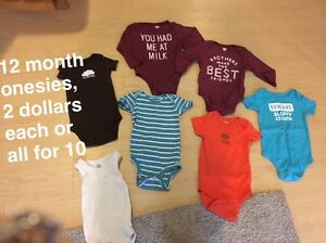 Toddler boy and women clothing