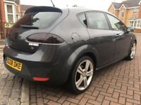 2008 SEAT LEON 2.0 T TSI FR 6 SPEED 5 DR HATCHBACK M.O.T 10/05/2018 BARGAIN PRICE STUNNING CAR