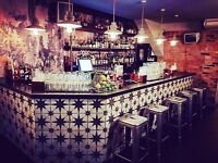 Assistant cocktail bar manager required