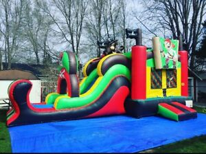Bouncy castles for rent $349