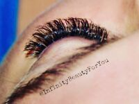 Eyelash extensions!Discount for the first set!Mobile services!