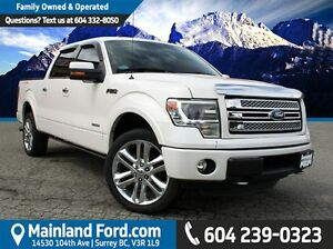 2014 Ford F-150 Limited NO ACCIDENTS, LOCAL