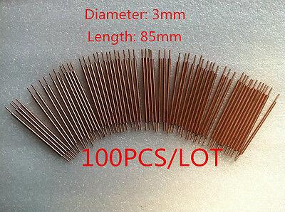 100pcslot Spot Welder Spot Welding Needle Alumina Copper Electrode Spot Welder