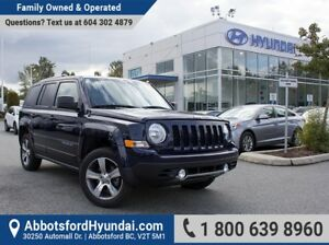2016 Jeep Patriot Sport/North ACCIDENT FREE