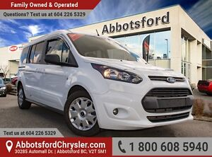 2015 Ford Transit Connect XLT Low Kilometers!