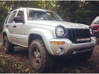 2003 jeep cherokee 3.7 V6