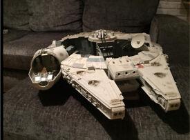 Millennium falcon still available
