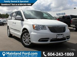 2015 Chrysler Town & Country Touring NO ACCIDENTS
