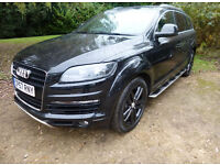2008 Audi Q7 3.0TDI 229 Limited Edition full service history with 6 services