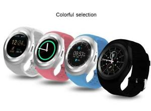 Y1 Bluetooth Smart Watch Phone for IOS Android iPhone Smsung HTC ( Free Shipping)