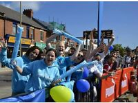 Volunteers needed at Leeds Half Marathon