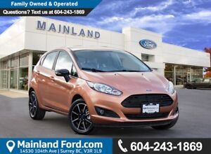 2017 Ford Fiesta SE LOW KMS, NO ACCIDENTS