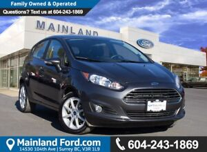 2015 Ford Fiesta SE LOW KMS, NO ACCIDENTS, LOCAL