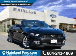 2015 Ford Mustang GT Premium LOW KMS, NO ACCIDENTS