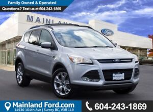 2013 Ford Escape SE LOW KMS, LOCAL