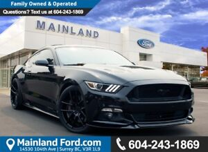 2015 Ford Mustang GT GT, MANUAL, EXHAUST