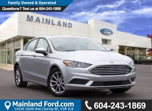 2017 Ford Fusion SE NO ACCIDENTS