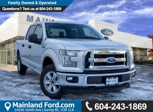 2017 Ford F-150 XLT NO ACCIDENTS, LOCAL, LOW KMS