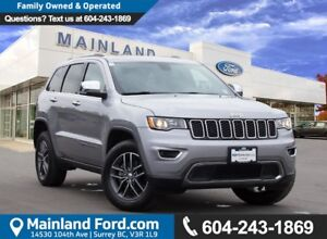 2017 Jeep Grand Cherokee Limited NO ACCIDENTS