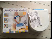 Summer Infant Potty Chair and Step Stool