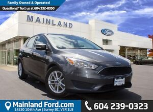 2015 Ford Focus SE LOCAL, NO ACCIDENTS, ONE OWNER