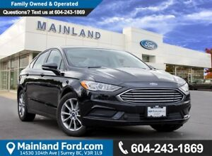 2017 Ford Fusion SE NO ACCIDENTS, LOCAL BC, LOW KMS