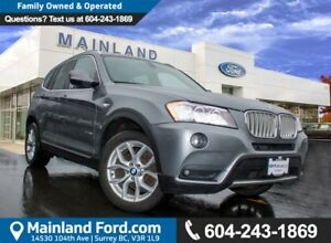 2013 BMW X3 xDrive28i ***BC VEHICLE***